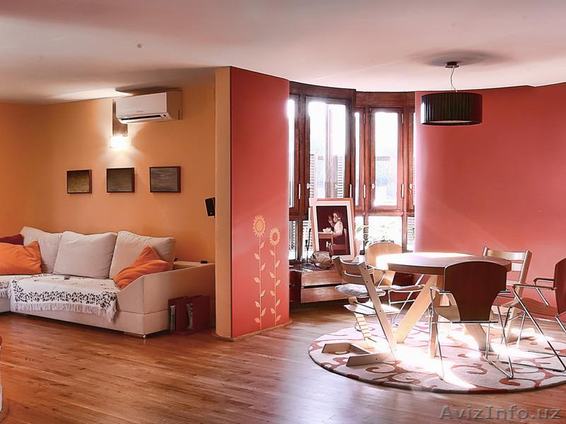 Дизайн жилой комнаты в квартиры