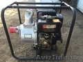 Дизельный водяной насос (Дизельная мотопомпа) KIPOR KDP30M в кол-во 2 шт