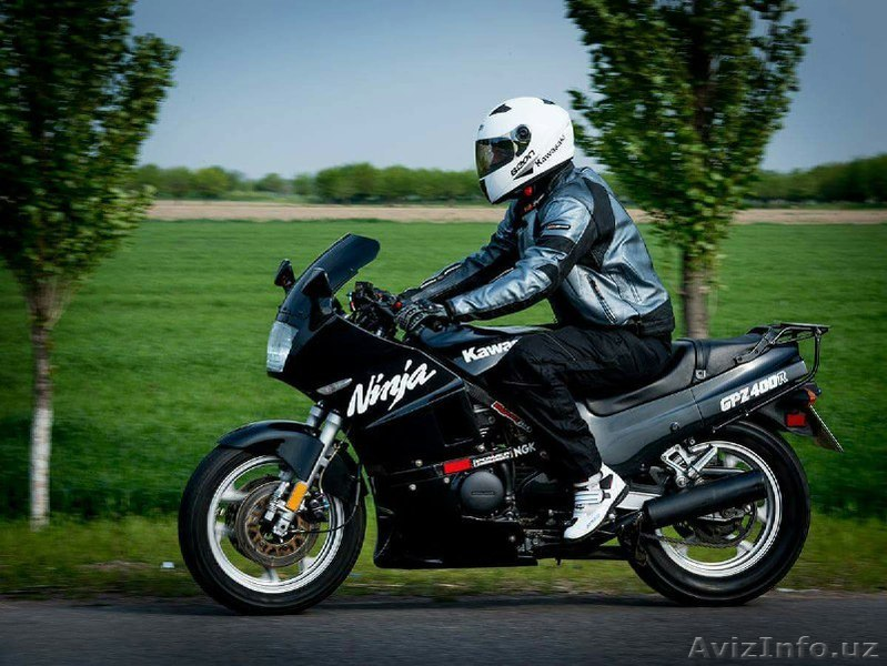 продается мотоцикл Kawasaki Ninja Gpz 400 R в ташкенте продам