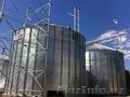 Силосы для хранения зернопродуктов PresidentMiLL Турция