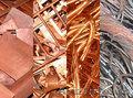 Лом меди  и отходы цветных металлов