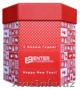 Новогодняя подарочная упаковка премиум класса оптом.