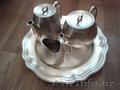 Продам кофейно-чайный набор из металла, Объявление #1600687
