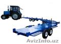 Тележки садовые для транспортировки контейнеров ТТК - 3