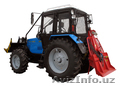 Трелёвочный трактор БЕЛАРУС ТТР–401 М