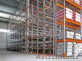 Изготовление складских, торговых и архивных стеллажей Стеллажи Паллетные стеллаж - Изображение #4, Объявление #1605145