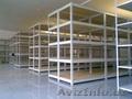 Изготовление складских,  торговых и архивных стеллажей Стеллажи Паллетные стеллаж