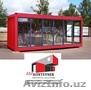 Высококачественные и удобные мобильные домики в Ташкенте,  дома из контейнеров,  п