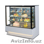 Холодильники торговые,  витрины холодильные в Ташкенте на заказ. Изготовим кондит