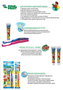 PIAVE four fruit toothbrush+toothpaste 50ml