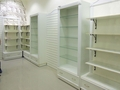 Витрины,  стеллажи,  торговая мебель для магазинов,  аптек,  офиса,  для выставки изг