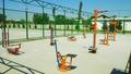 Уличные тренажеры,  спортивные площадки