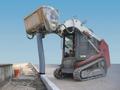 Ковш-миксер бетона Sima S15  на минипогрузчики,  миниэкскаваторы,  тракторы